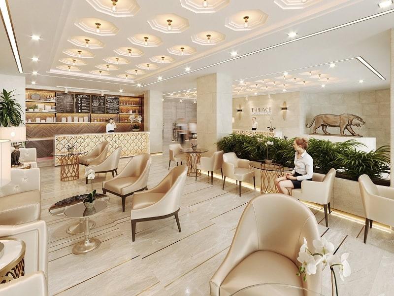 Nhà hàng – Tiện ích The Grand Hà Nội cung cấp những món ăn đậm chất nghệ thuật, đem đến cho người thưởng thức những món ăn ngon đến từ nhiều nước trên thế giới.