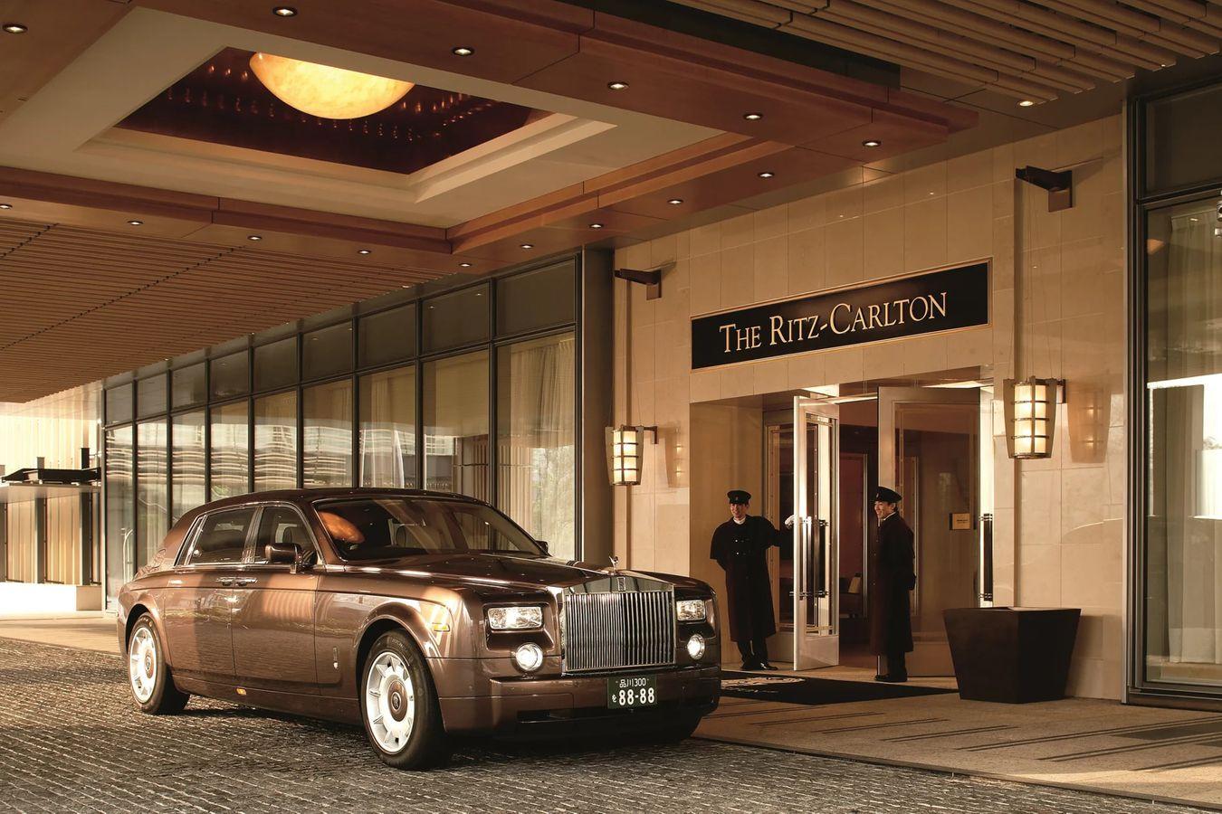 Masterise D'. San Raffles là dự án căn hộ siêu sang được vận hành và quản lý bởi The Ritz Carlton.